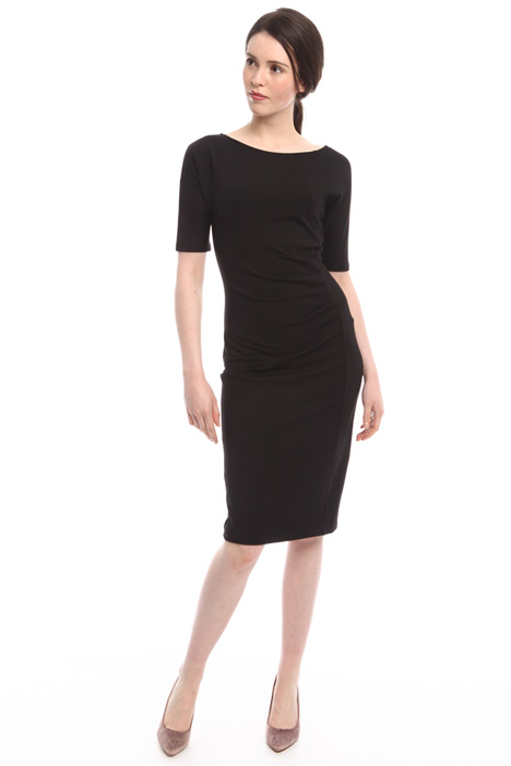 Sheath dress in jersey Intrend