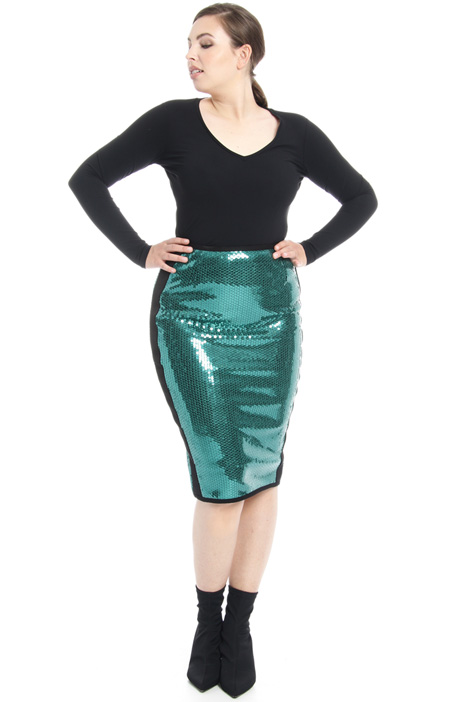 Sequin skirt Intrend