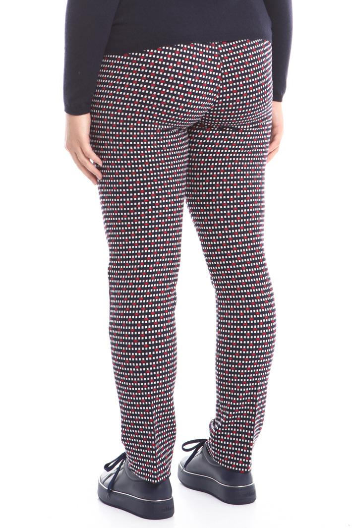 Pantalone morbido in jersey Intrend