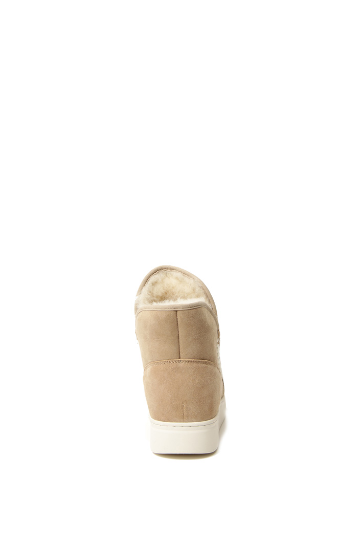 Padded boots Intrend
