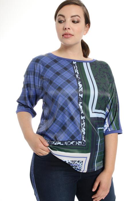 Kimono sleeve top Intrend
