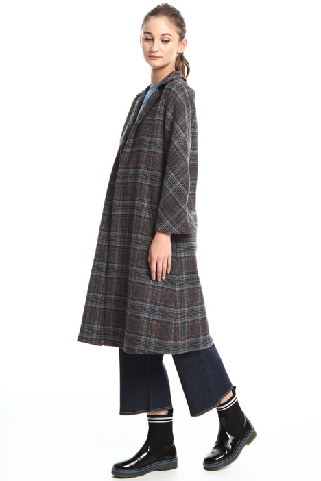 Wrap coat Intrend