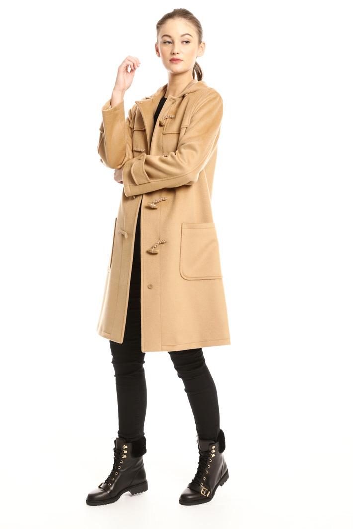 Pure wool Duffle coat Intrend