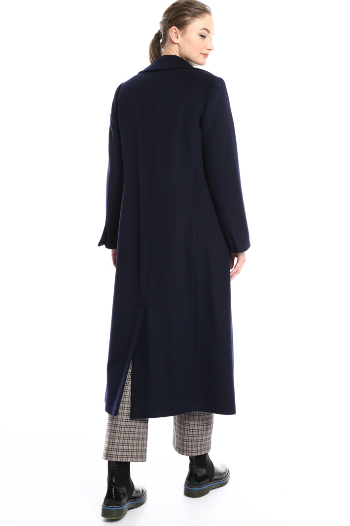 Long pure wool coat Intrend