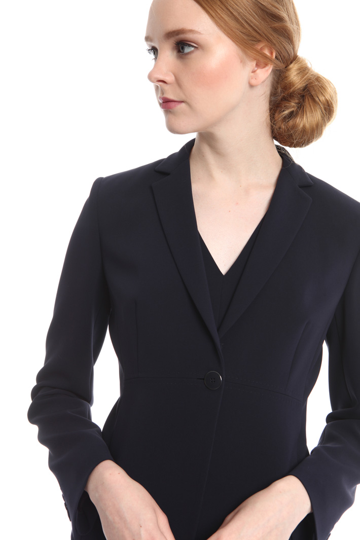 Fitted cady jacket Intrend