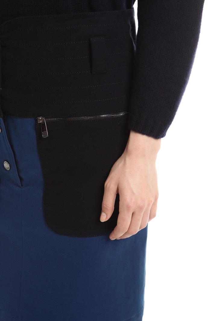 Front pocket skirt Intrend