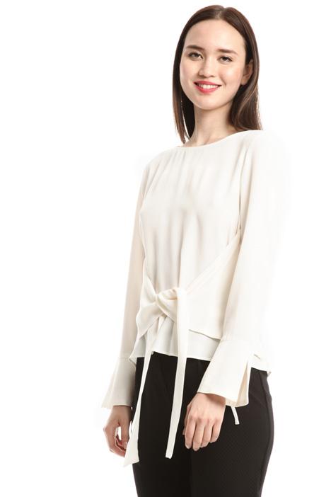 Ribbon marocaine blouse Intrend