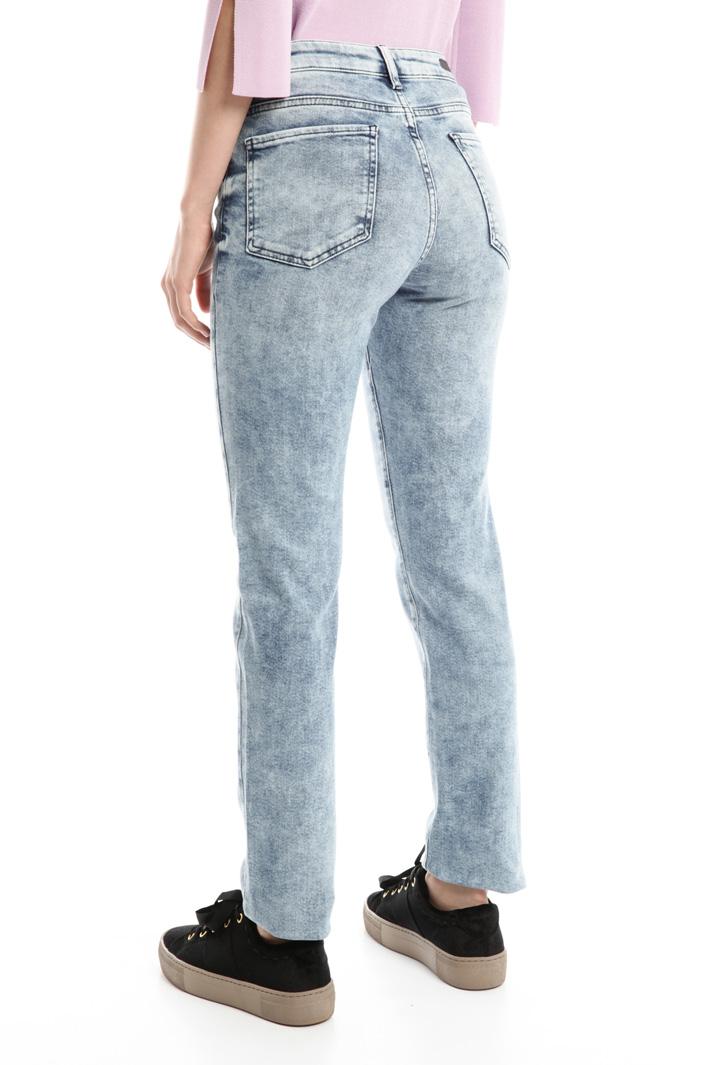 Jeans skinny cinque tasche Intrend