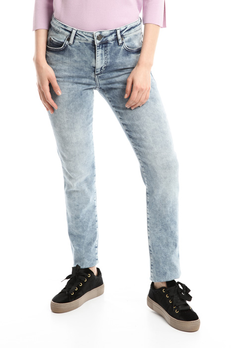 5-pockets skinny jeans Intrend