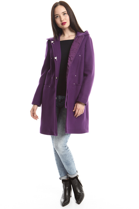 Wool duffle coat Intrend