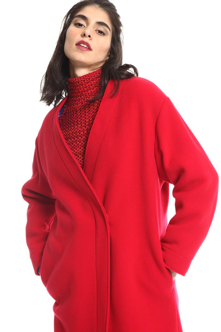 Kimono style coat Intrend