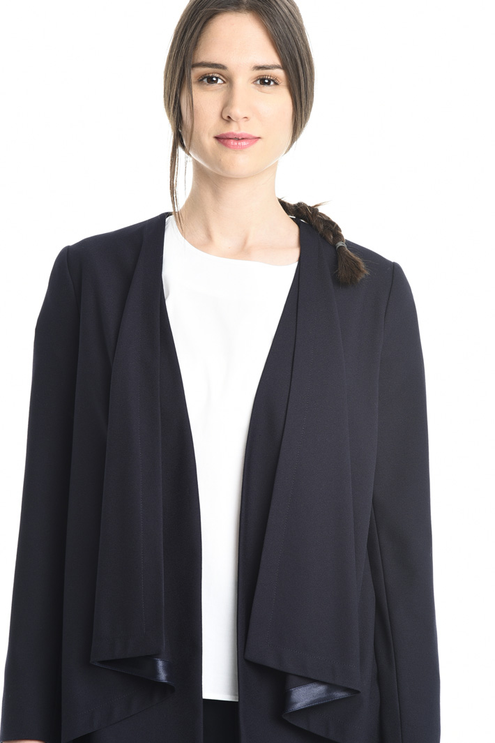 Wrap-up jacket Intrend