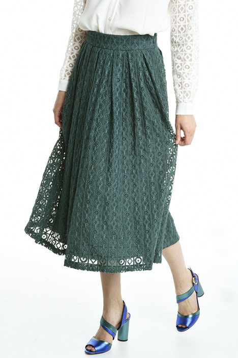 Macramé lace skirt Intrend