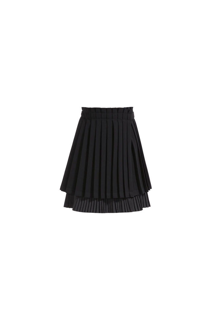 Pleated miniskirt Intrend