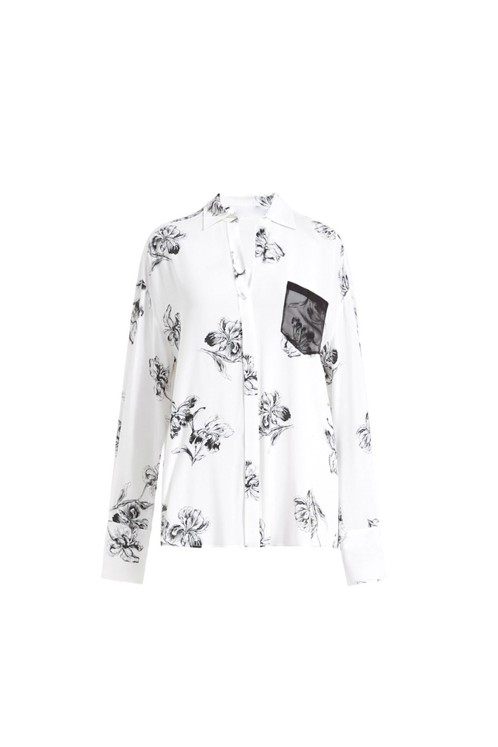 Soft viscose shirt Intrend