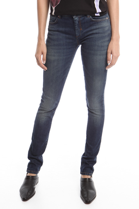 Skinny jeans with five pockets Intrend