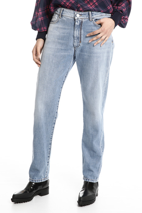 Pantalone in denim Intrend