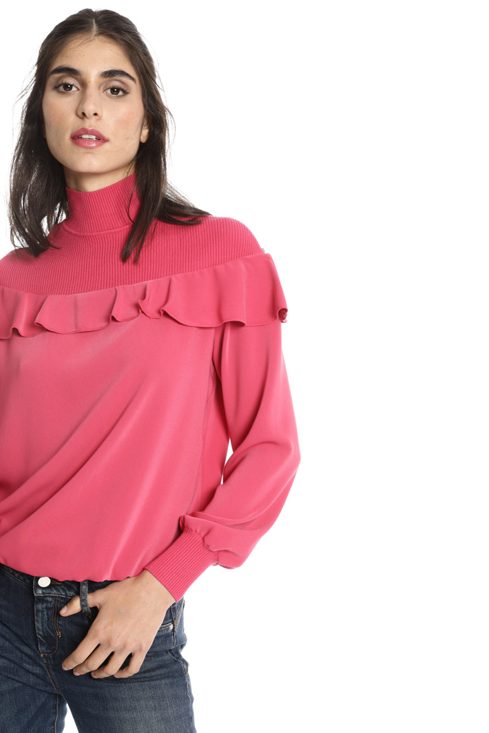 Viscose top Intrend