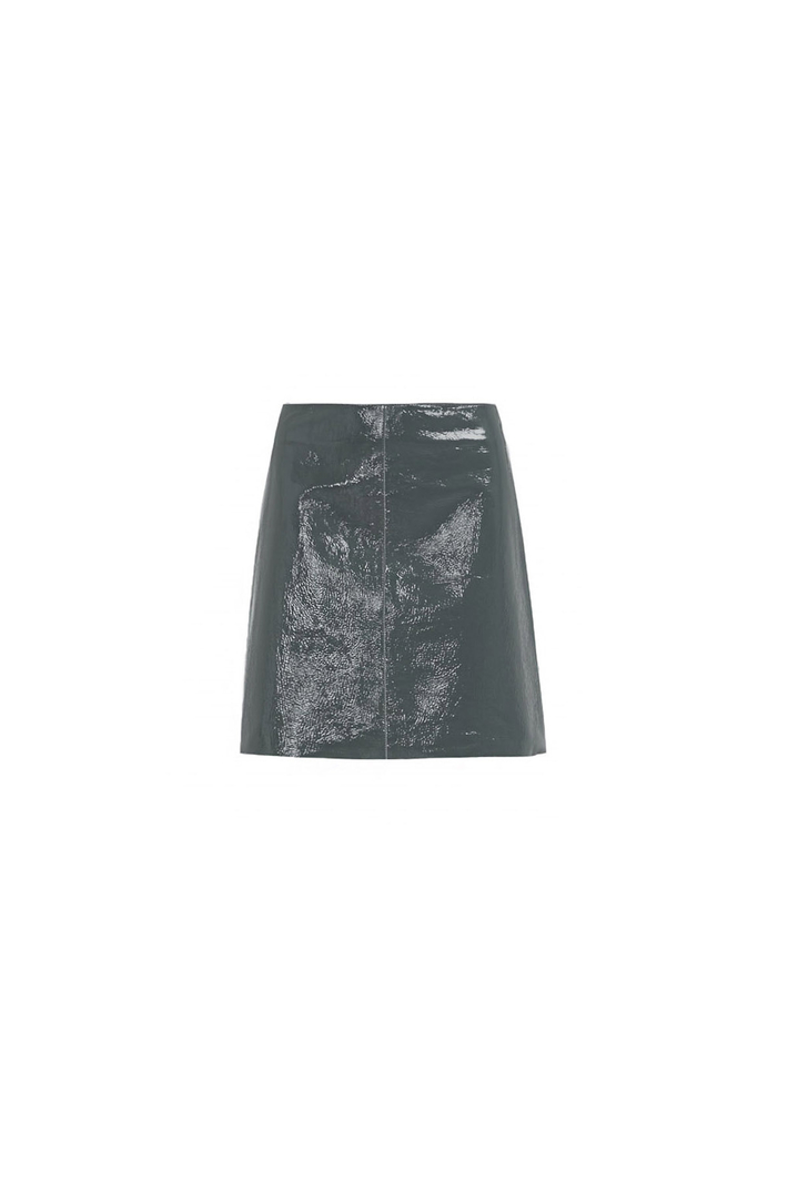 Leather skirt Intrend