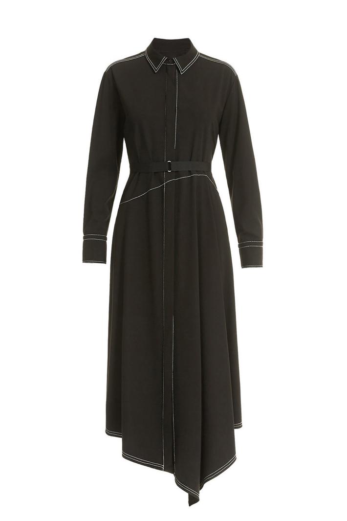 Asymmetrical dress Intrend