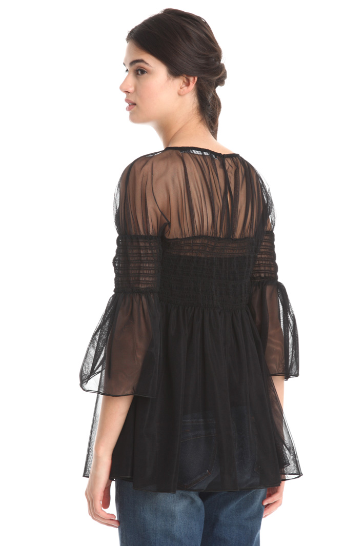 Top in tulle Intrend