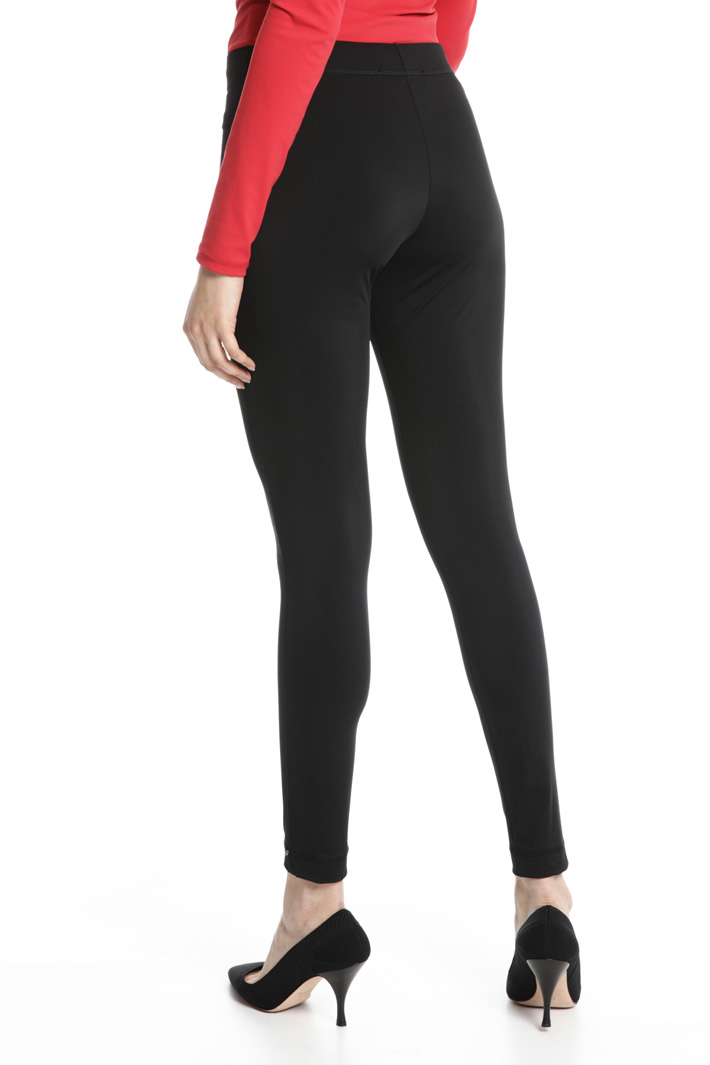 Technical jersey leggings Intrend
