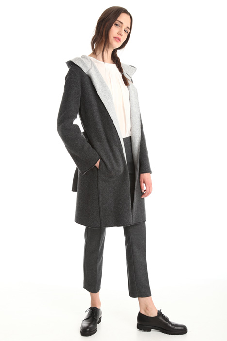 Heavy jersey coat Intrend