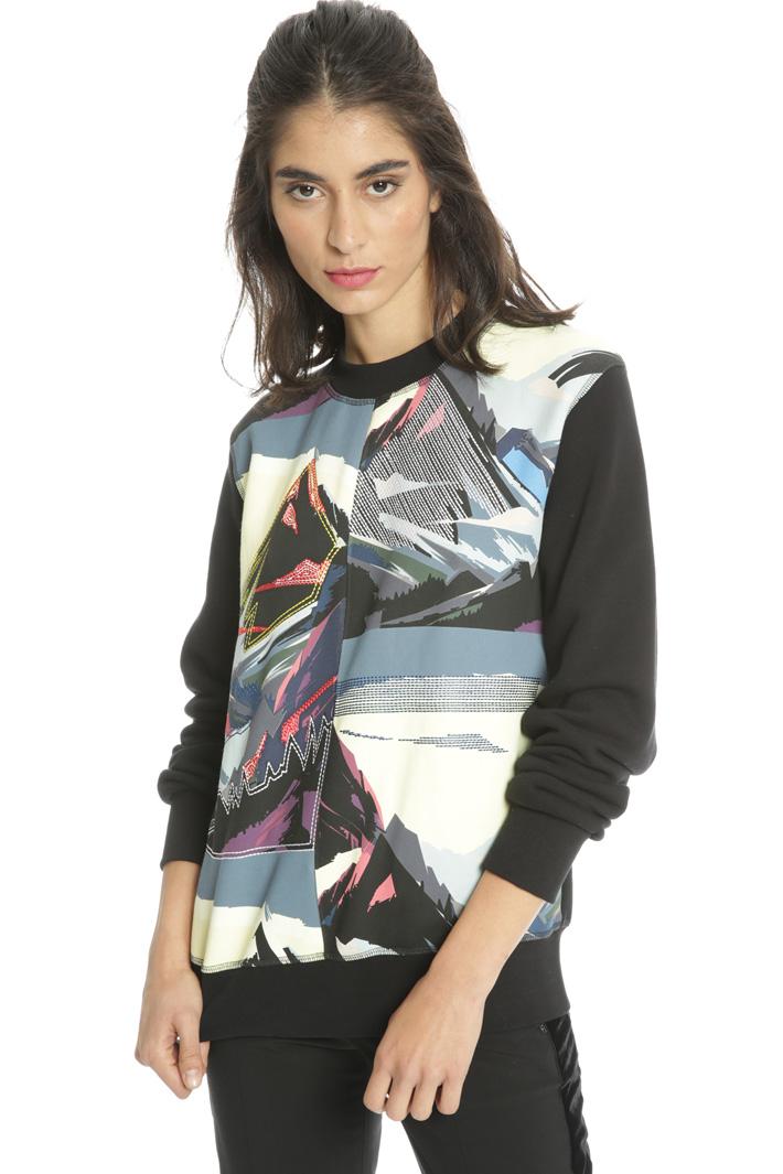 Pure cotton sweatshirt Intrend