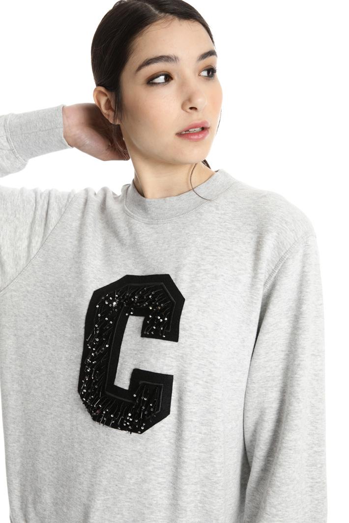 Cotton sweatshirt Intrend