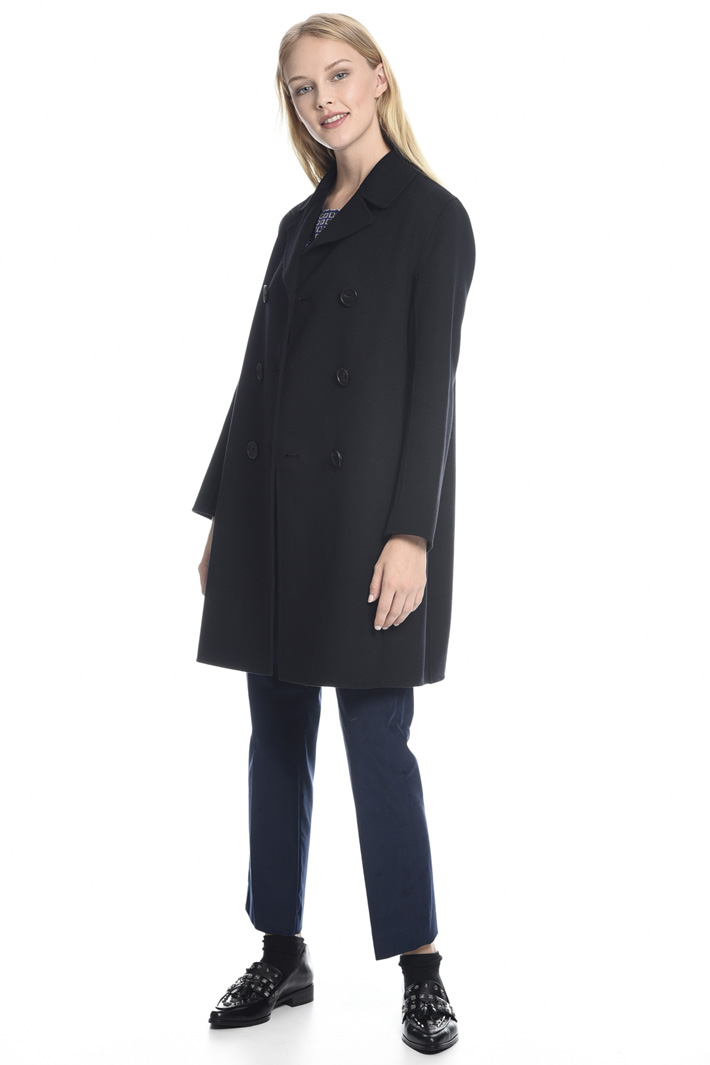 Lightweight coat in double  Intrend