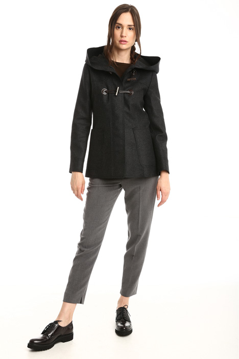 Duffle coat in virgin wool Intrend