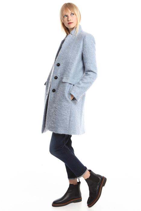 Cappotto in feltro di lana Intrend