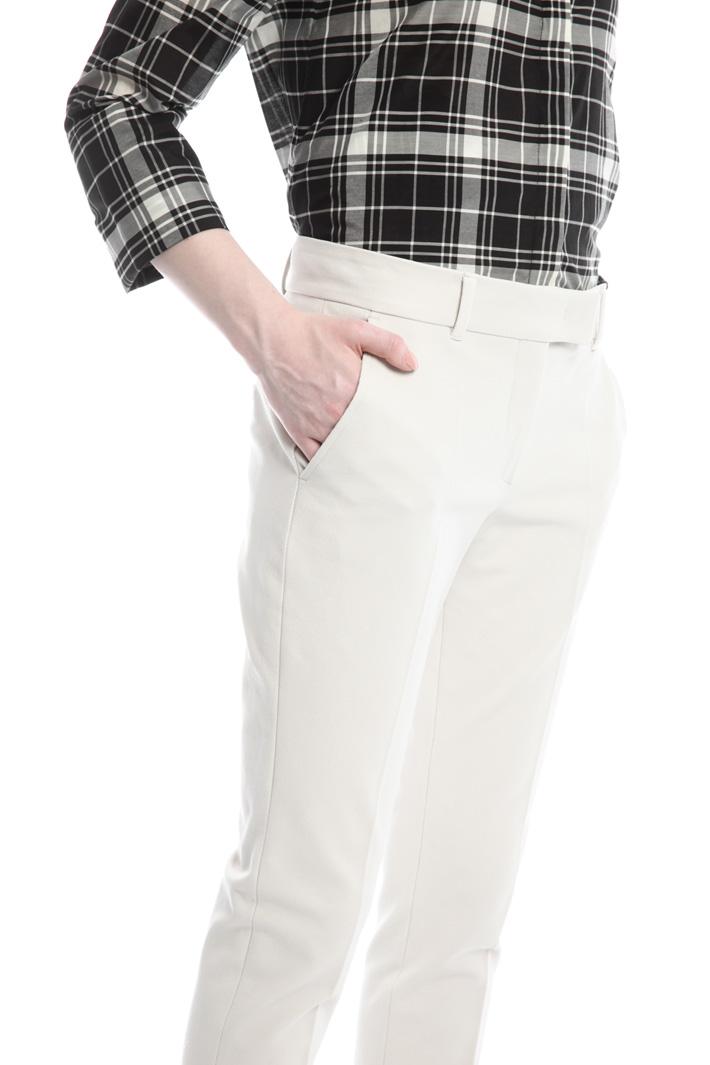 Pantaloni in drill Intrend