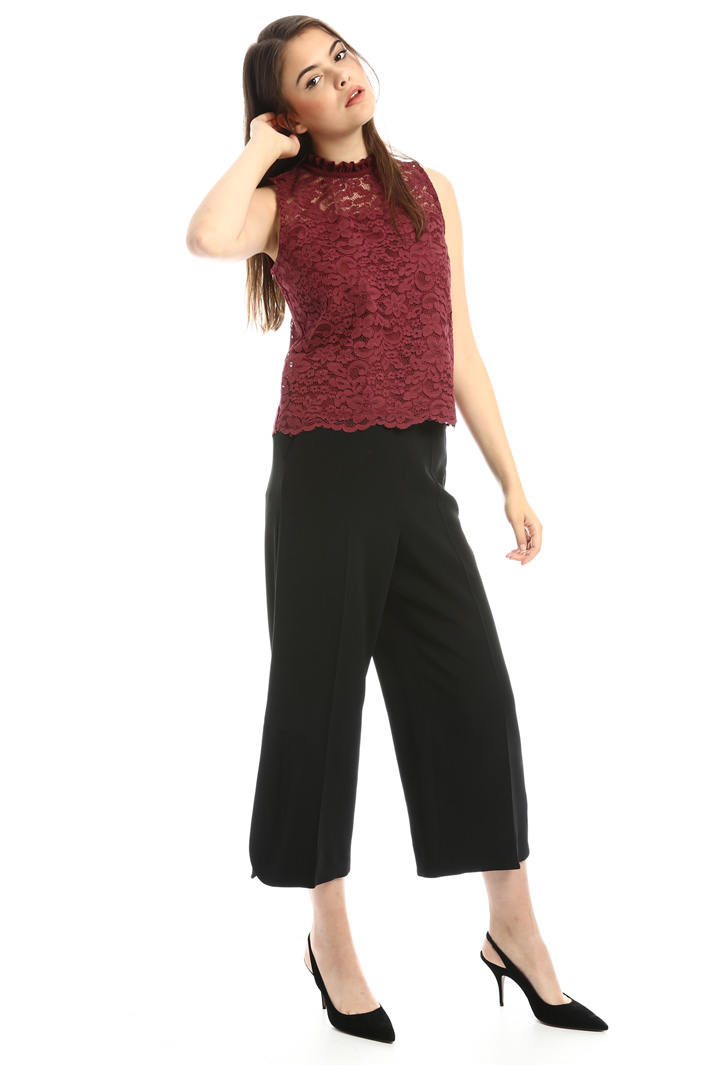 Pantaloni in cady Intrend