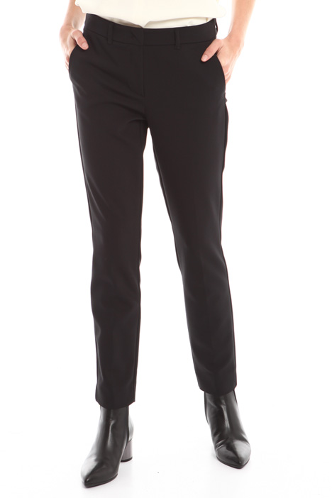 Double-layer cotton trousers Intrend