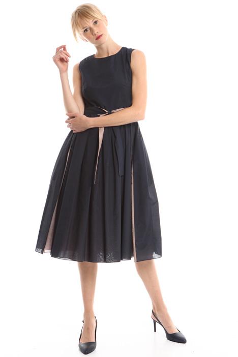 Reversible cotton dress Intrend