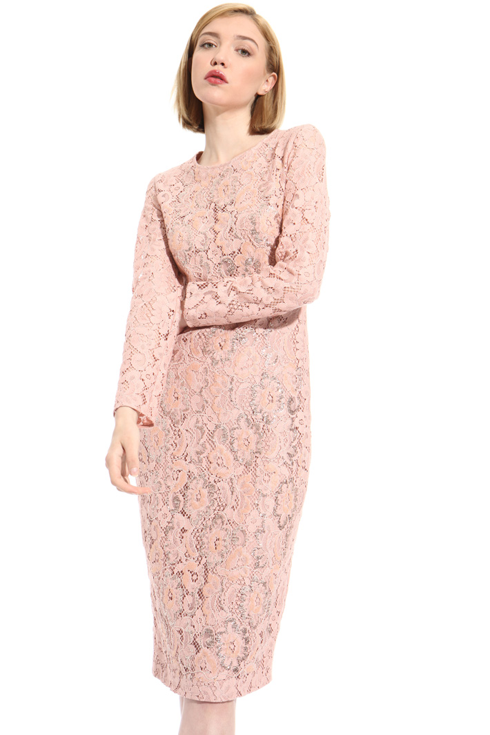Floral lace dress Intrend