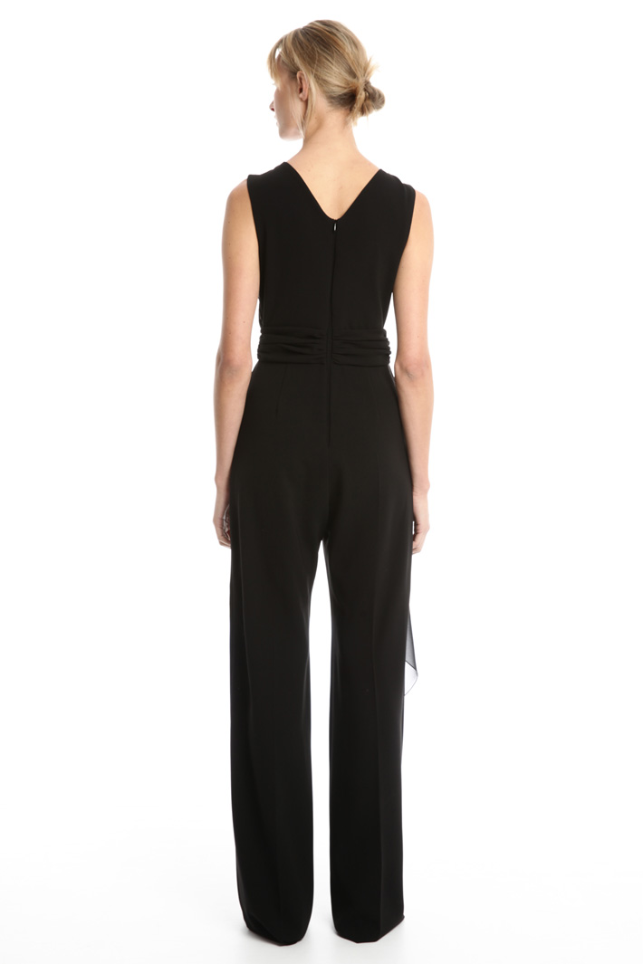 Cady jumpsuit with panel Intrend