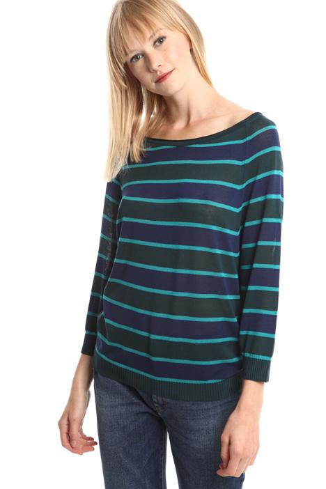 Boxy-fit viscose sweater Intrend