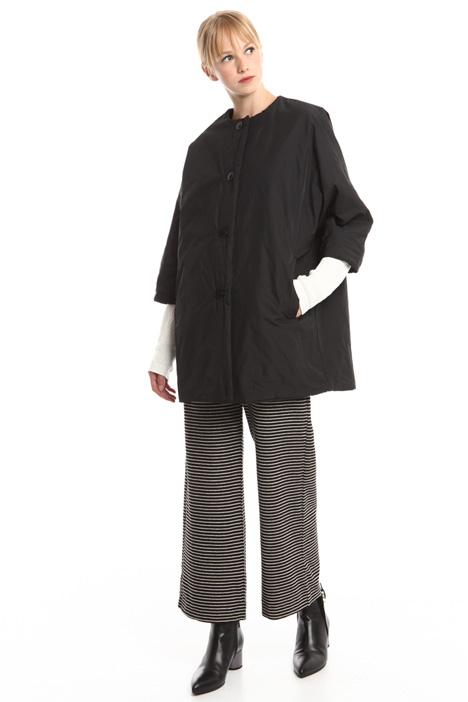 Kimono sleeve padded coat Intrend