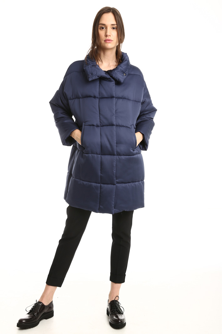 Oversized quilted coat Intrend