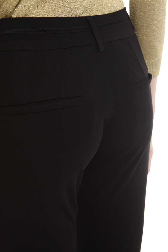 Pantaloni in jersey stretch Intrend