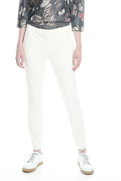 Compact jersey trousers Intrend