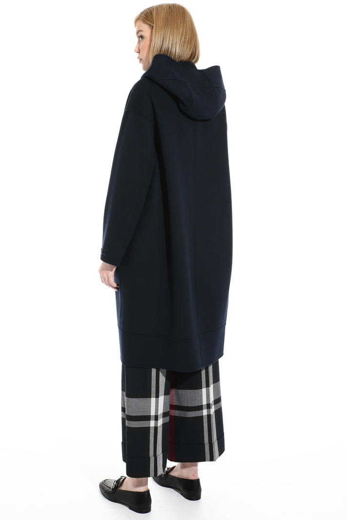 Relaxed fit wool coat Intrend