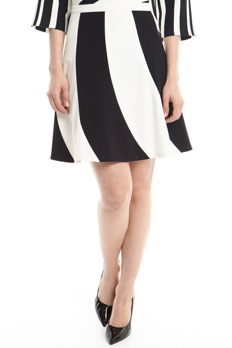 Sable stretch skirt Intrend