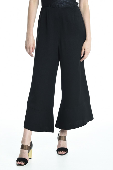 Flared hem trousers Intrend
