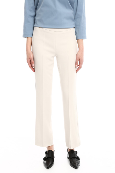 Side zip trousers Intrend