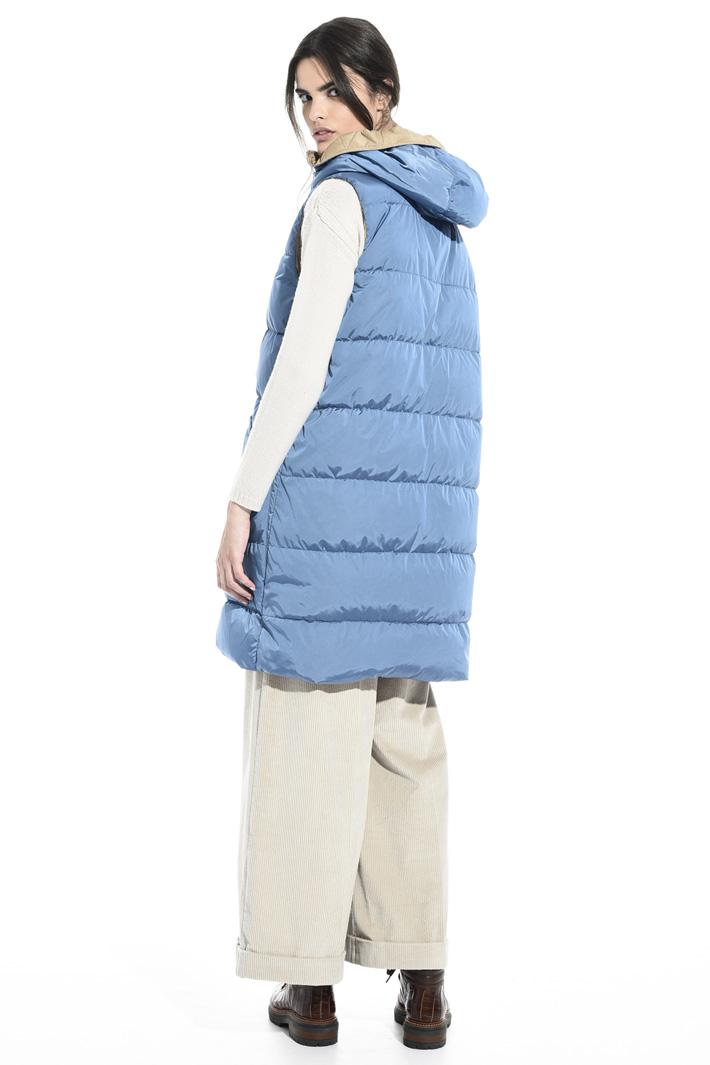 Reversible water proof vest Intrend