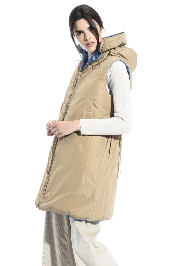 Reversible water proof vest Intrend