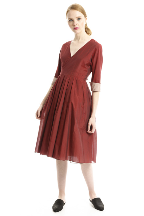 Reversible canvas dress Intrend